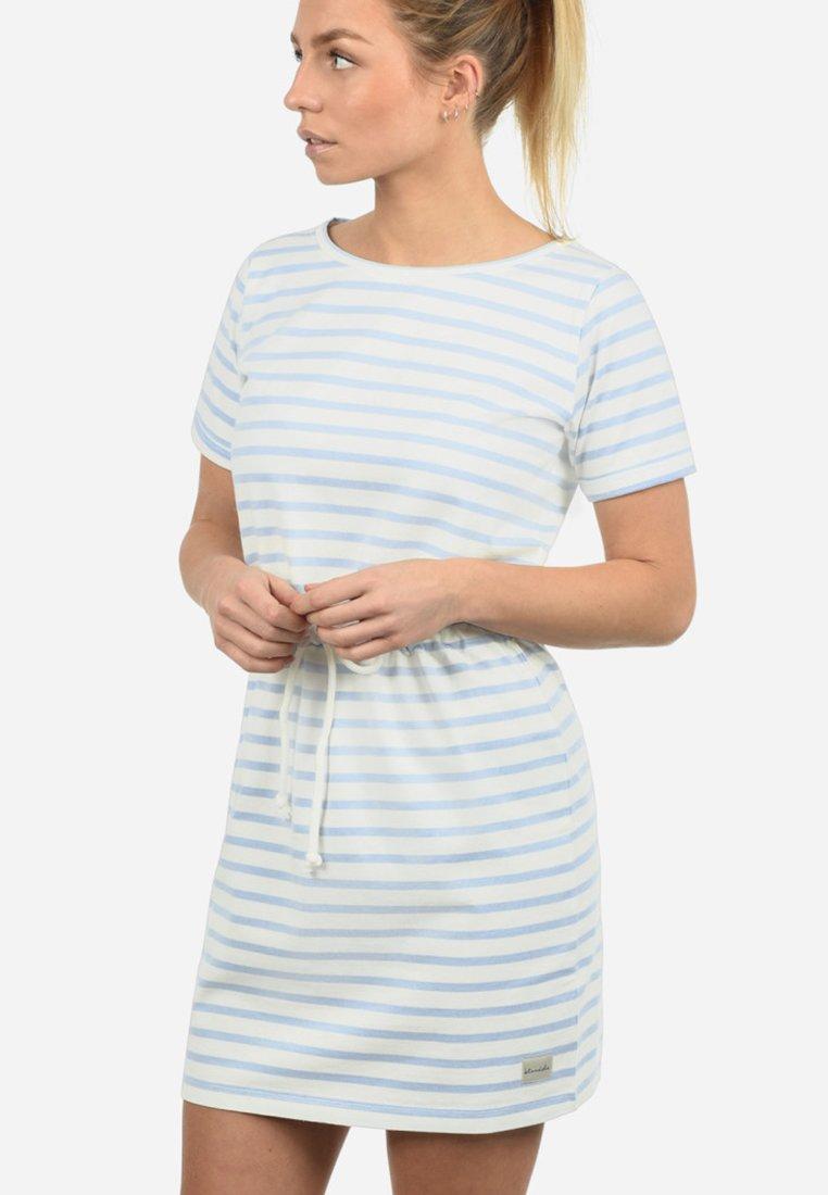 Blendshe - ENA - Jersey dress - light blue