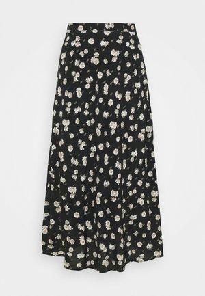 LESEPTEMBER - Maxi skirt - noir