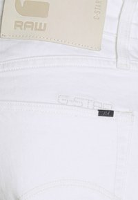 G-Star - 3301 SLIM - Slim fit jeans - elto white denim - 4