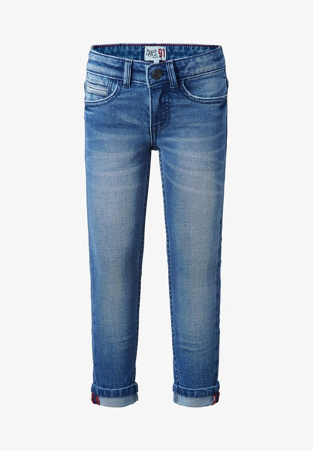 LAKEFRONT - Slim fit jeans - stone wash