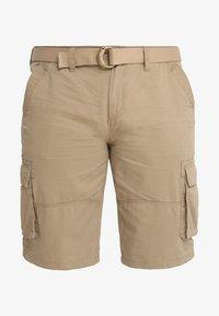 BadRhino - Shorts - stone - 4