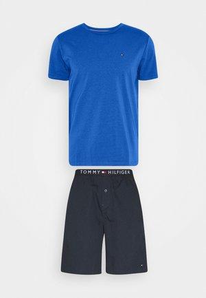 SHORT SET - Pyjama set - blue