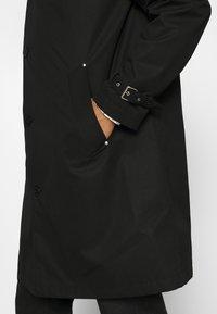The Kooples - MANTEAU - Trenchcoat - black - 8