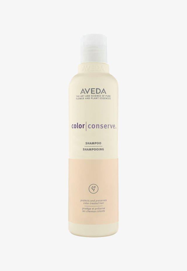 COLOR CONSERVE™ SHAMPOO  - Shampoing - -