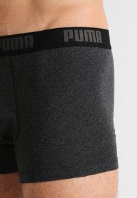 Puma - BASIC TRUNK 2 Pack - Culotte - black - 3