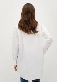 Mango - Koszula - white - 2