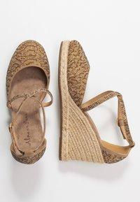 Alma en Pena - High heeled sandals - vison - 3