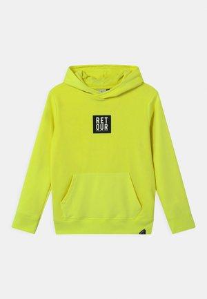 GINO - Sweatshirt - neon yellow
