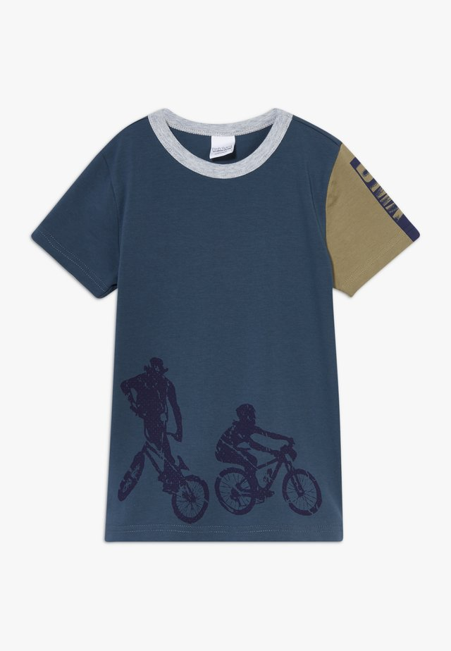 BMX BIKE  - Print T-shirt - midnight