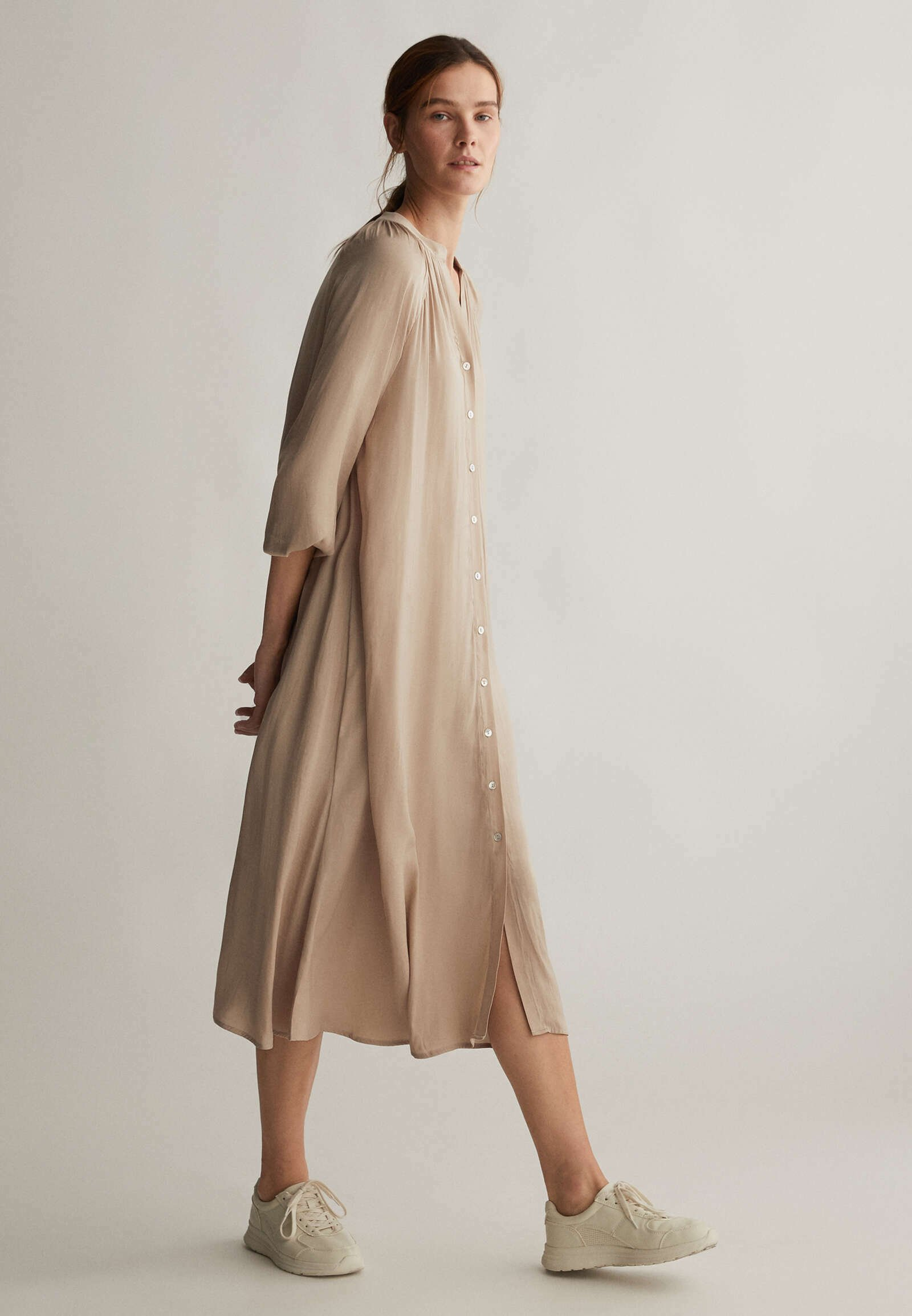 Femme Robe chemise
