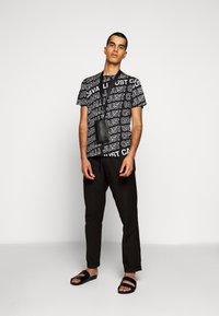 Just Cavalli - Print T-shirt - black variant - 1