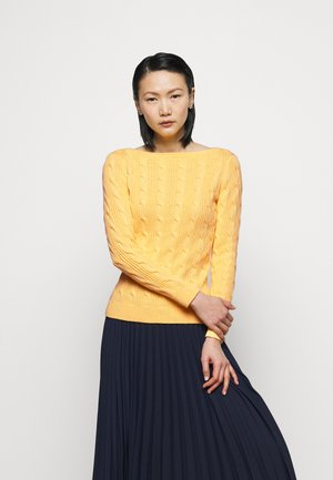 GASSED - Jumper - beach yellow