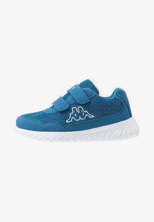 UNISEX - Sports shoes - midblue/white