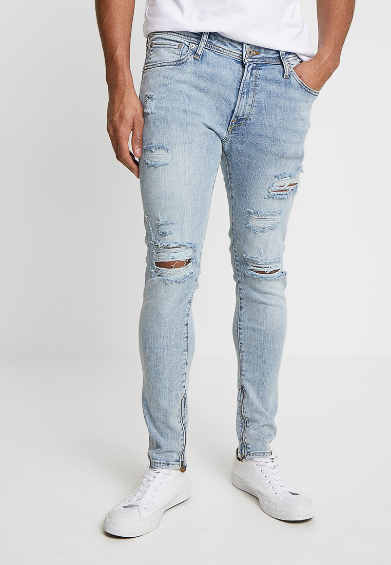Jack & Jones - JJILIAM JJORIGINAL - Jeans Skinny Fit - blue denim