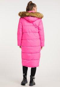 myMo - Winter coat - pink - 2