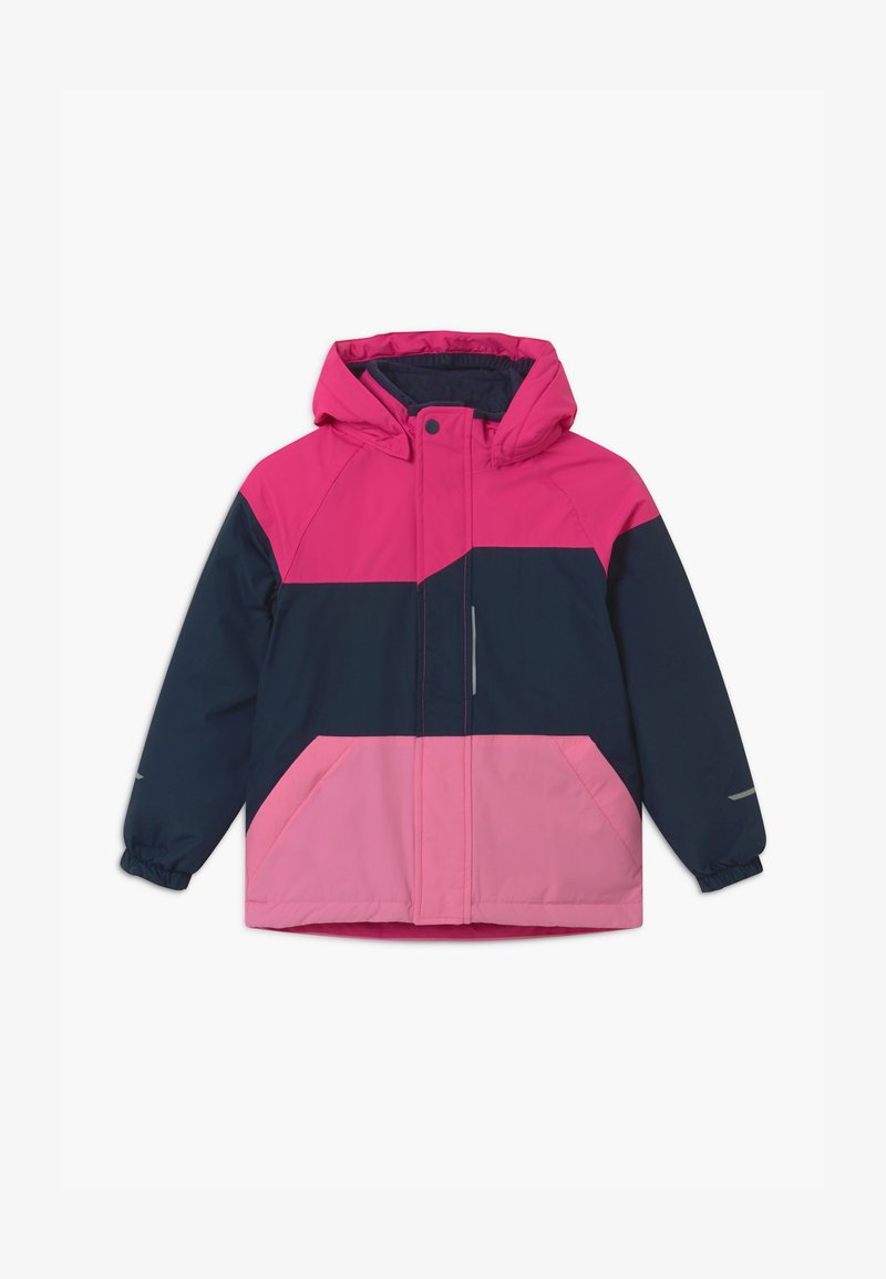 Name it - NKFSNOW03 JACKET BLOCK - Winter jacket - fuchsia