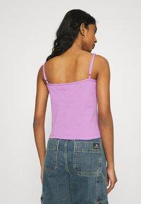 Nike Sportswear - TANK  - Top - violet shock/black - 2