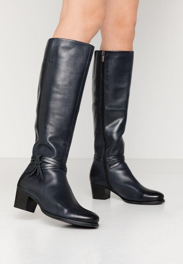 Boots - ocean