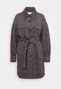 Diane von Furstenberg - MANON COAT - Short coat - grey - 5