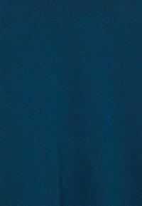 pure cashmere - TURTLENECK - Jumper - rich teal - 2