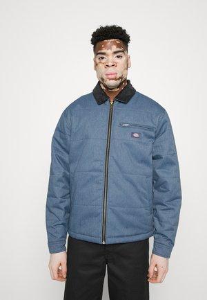 PEDRO BAY JACKET - Light jacket - air force blue