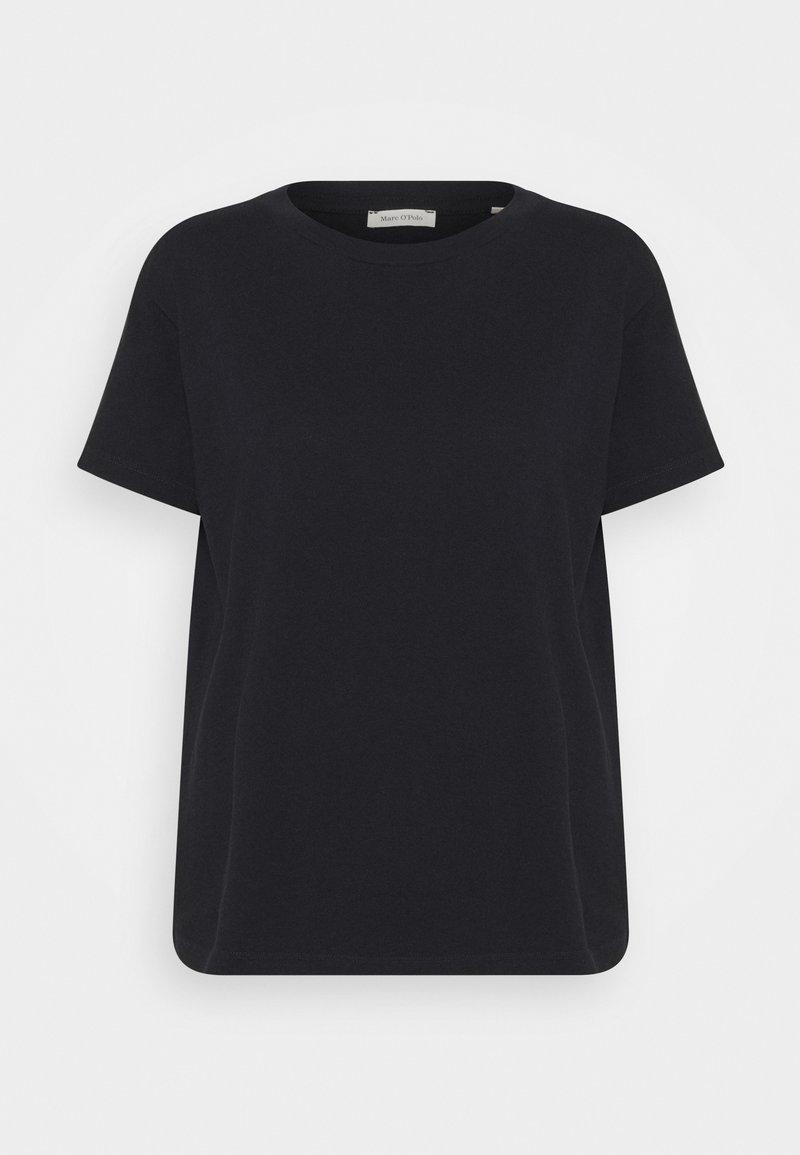 Marc O'Polo - SHORT SLEEVE - Basic T-shirt - dark atlantic