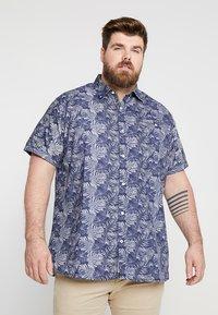 Duke - SHELDON - Shirt - navy - 2