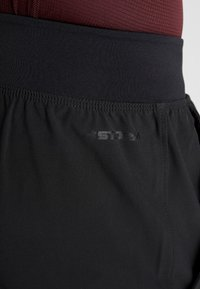 Under Armour - STORM LAUNCH PANT - Stoffhose - black - 6