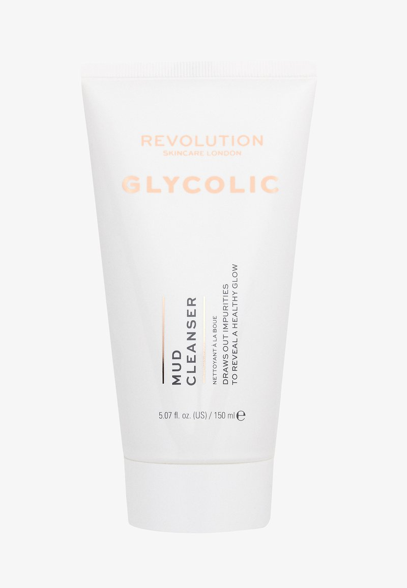 Revolution Skincare - GLYCOLIC ACID GLOW MUD CLEANSER - Cleanser - -