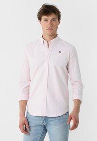 Scalpers - Shirt - pink - 0