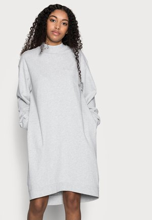 DRESS - Day dress - light heather grey