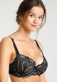 DORINA CURVES - BRA - Beugel BH - black - 3