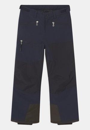CODY UNISEX - Snow pants - navy