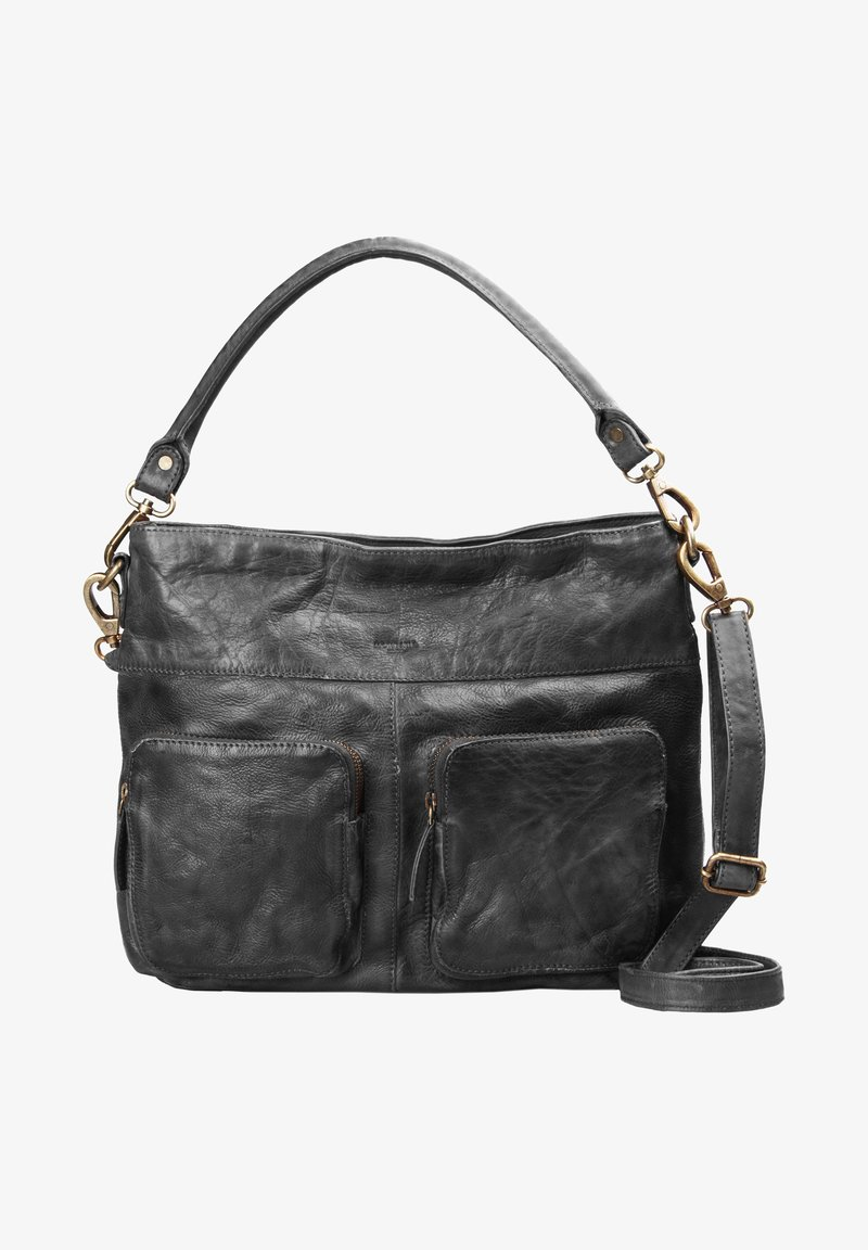 MONTANA - Handbag - black