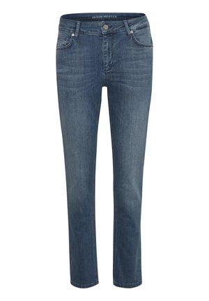 DHCELINA  - Straight leg jeans - blue wash