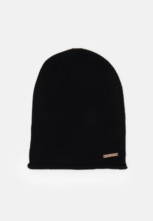 JANET HAT - Bonnet - black