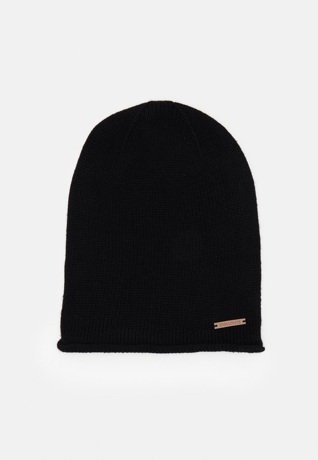 JANET HAT - Berretto - black