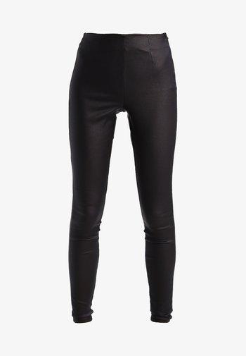 PCSKIN PARO - Leggings - Trousers - black