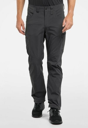 MID FJELL PANT - Trousers - magnetite