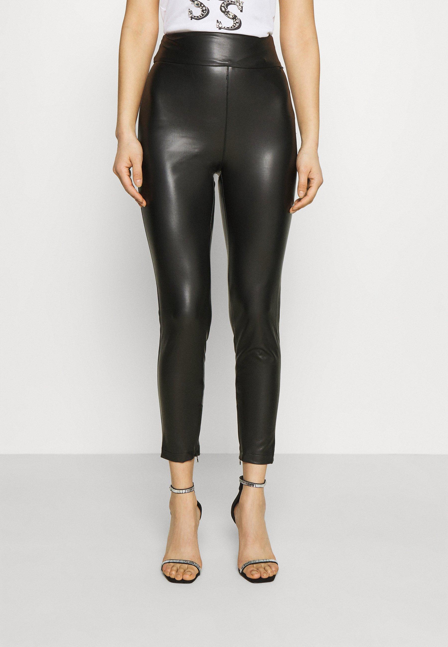 Damen PRISCILLA  - Leggings - Hosen - jet black
