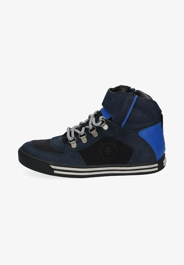 MIKEY MAURITZ  - Sneakers hoog - blue