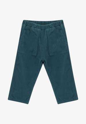 DAIKI - Trousers - dragonfly green