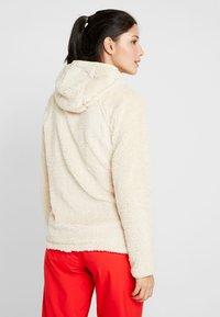 Burton - LYNX HOOD - Fleece jumper - creme brulee - 2