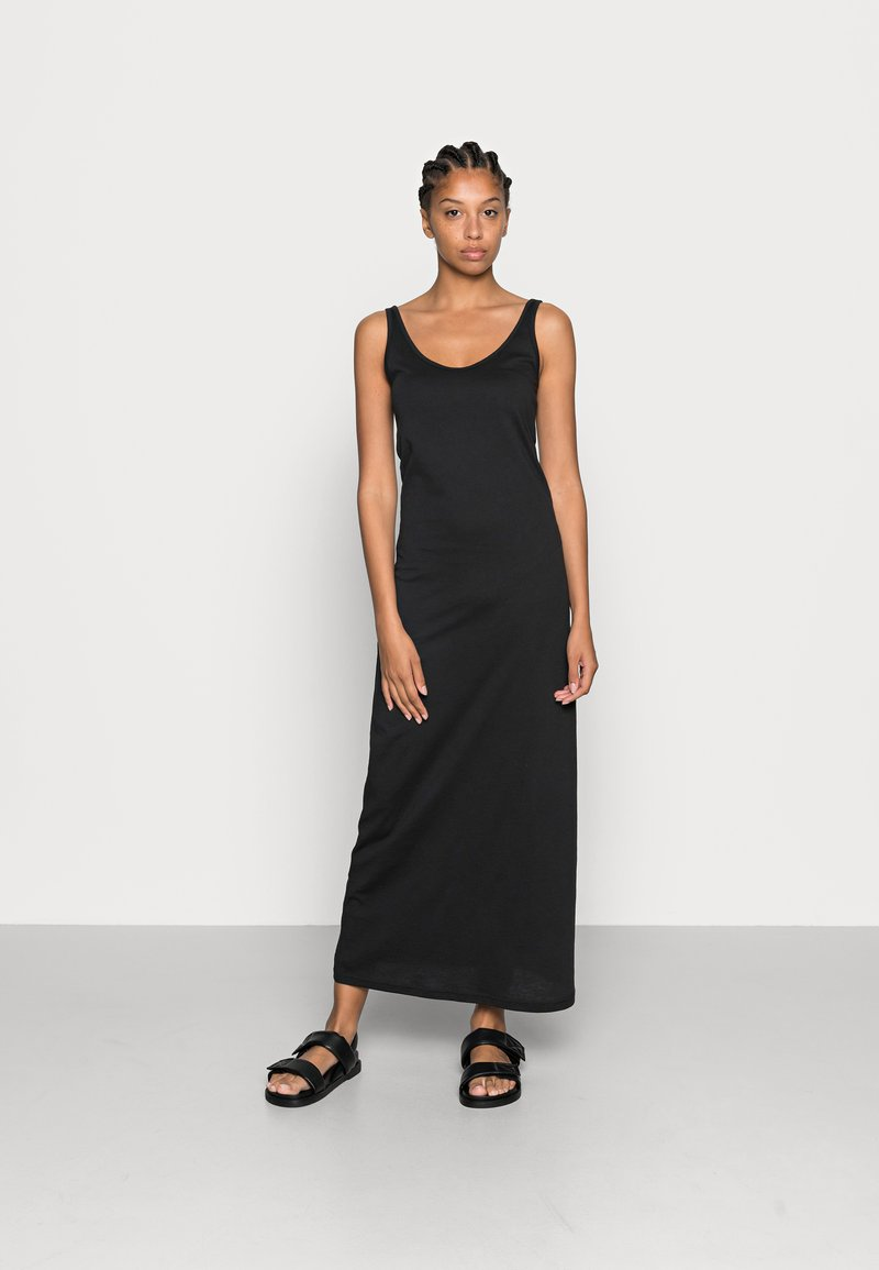 Vero Moda - VMNANNA ANCLE DRESS - Maxi dress - black