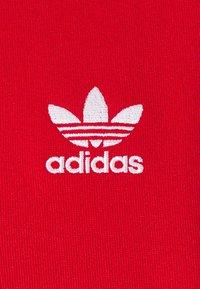 adidas Originals - UNISEX - Training jacket - scarle/white - 2