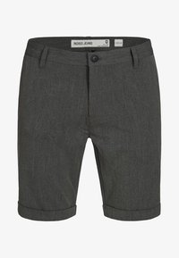 INDICODE JEANS - Shorts - charcoal - 9