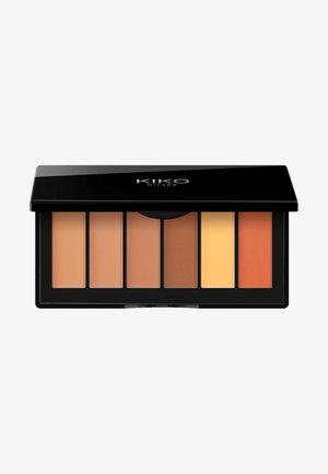 SMART CONCEALER PALETTE - Face palette - 3 medium to dark