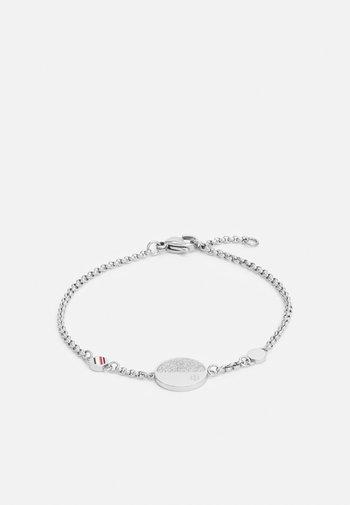DRESSED UP - Bracelet - silver-coloured