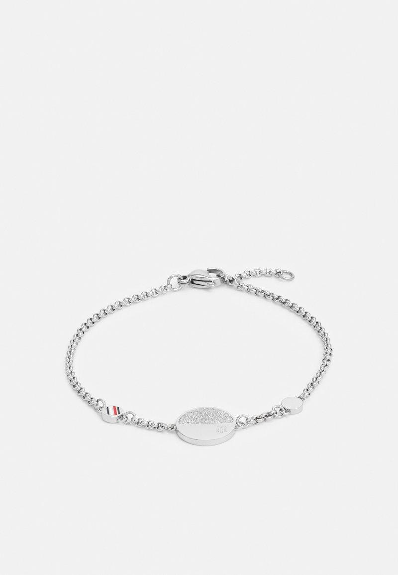 Tommy Hilfiger - DRESSED UP - Bracelet - silver-coloured