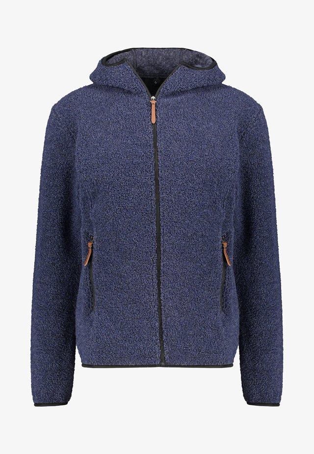 KOTKA - Fleece jacket - grey